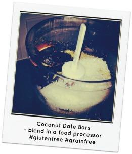 Coconut Date Bars 1
