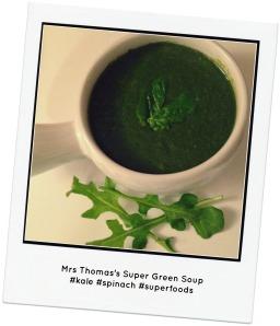 Mrs Ts Green Soup